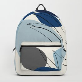 Abstract shapes 11 Backpack
