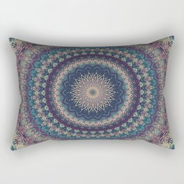 Mandala 433 Rectangular Pillow