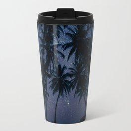 Find Me Under The Palms Travel Mug