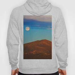 The Moonlit Red Hill Hoody
