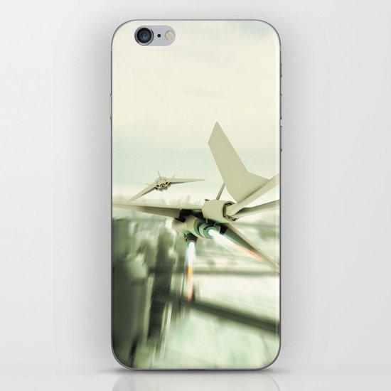 AIR.DCX009 iPhone & iPod Skin