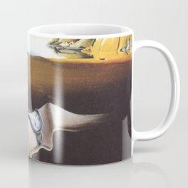 Salvador Dali The Persistence Of Memory 1931 Coffee Mug
