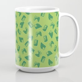 Arcade in Light Green Coffee Mug