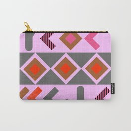 Southwestern modern cacti Carry-All Pouch