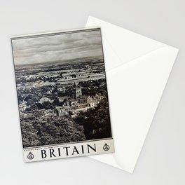 retro Britain Stationery Cards
