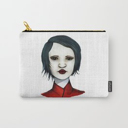 Petroleum Girl Carry-All Pouch