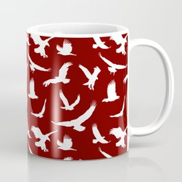 Eagles // Maroon Coffee Mug