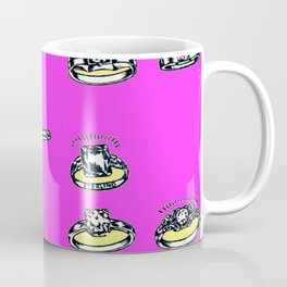 Ringing Engagement Coffee Mug