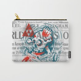 Speak No Evil by Handsome Lad Carry-All Pouch