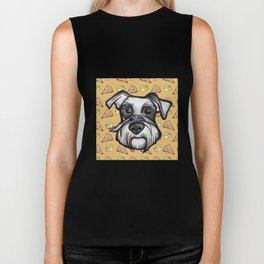Peter loves pizza and cheese Biker Tank
