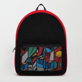 137 Go Nagai Five Backpack