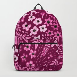 Pink Pink Backpack