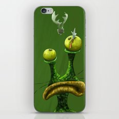 Powerful Idea iPhone & iPod Skin