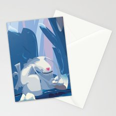 inside iceberg Stationery Cards
