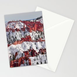 Bryce Canyon - Sunset Point III Stationery Cards