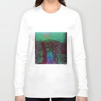 tomb raider Long Sleeve T-shirts featuring Tomb by bambiak