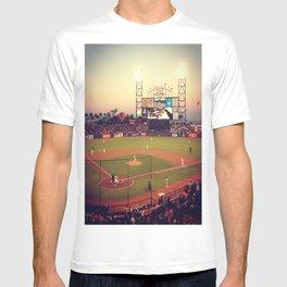 at&t park T-shirt