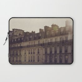 Paris Sunrise Laptop Sleeve