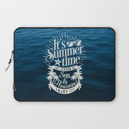 It's Summer Time Laptop Sleeve