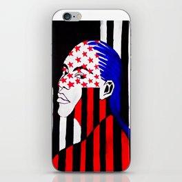 sing america iPhone Skin