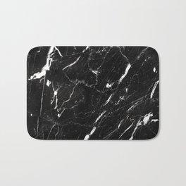 Dark marble Bath Mat