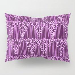 Dots + Stripes - Orchid Pillow Sham