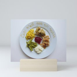 Thanksgiving Special: Magritte Mini Art Print