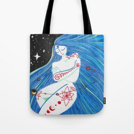 Finding Peace with Yourself Tote Bag