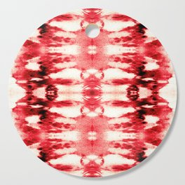 Tie-Dye Chili Cutting Board