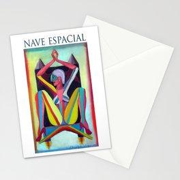Nave espacial por Diego Manuel. Stationery Cards