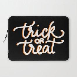 The Trick or Treat Art II Laptop Sleeve
