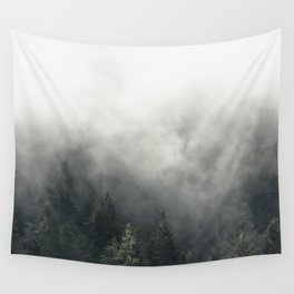 Once Upon A Time - Nature Photography Wall Tapestry