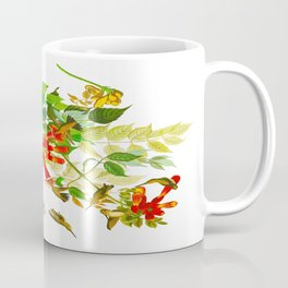 Ruby-throated Humming Bird Coffee Mug