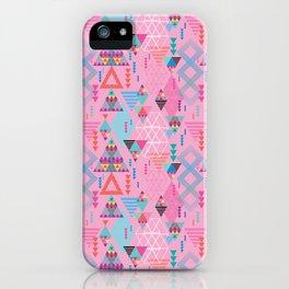 GeoTribal Pattern #008 iPhone Case