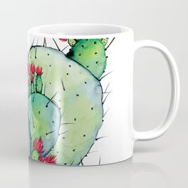 Blossoming Cacts Coffee Mug