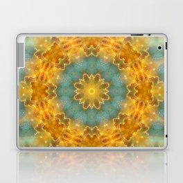 Heavens Flower Mandala Laptop & iPad Skin