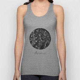 Aquarius Constellation Unisex Tank Top
