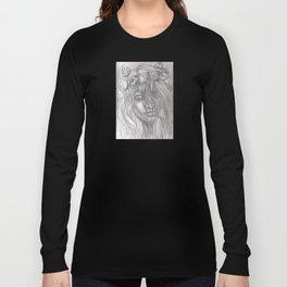 Goddess Flora Long Sleeve T-shirt