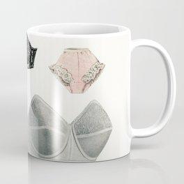 Lingerie Coffee Mug