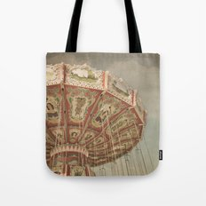 Vintage Swings Tote Bag