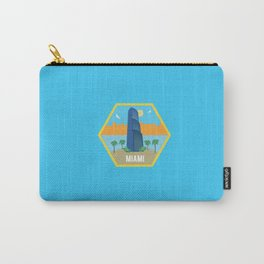 MIAMI (I LOVE USA SERIE) Carry-All Pouch
