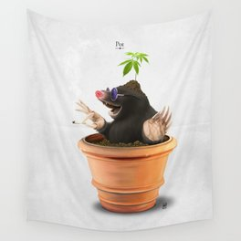Pot Wall Tapestry