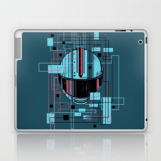Reticent. Laptop & iPad Skin