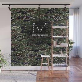 MCHG Brotherhood Camouflage Wall Mural
