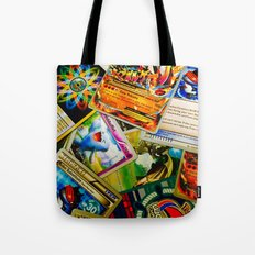 Card Collection Tote Bag