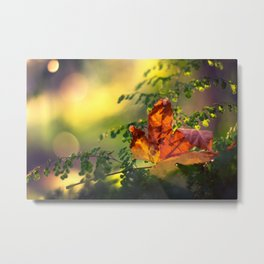 Graceful Metal Print