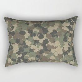 Rubber ducks camouflage Rectangular Pillow