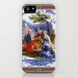 Le Turque iPhone Case