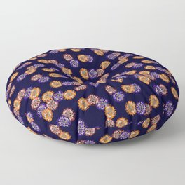 Viruses Floor Pillow