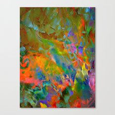 OPALESCENT Canvas Print